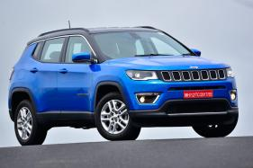 Thanks To GST,  Jeep Compass Top Variant Gets Rs 72,000 Price Hike