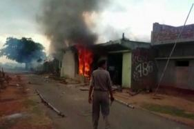 Man Thrashed, House Burnt After Dead Cow 'Found' Outside House in Jharkhand