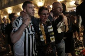Bomb Scare Triggers Panic Among Juventus Fans, 1000 Injured