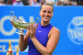 Wimbledon 2017: Two-time Champ Kvitova On Comeback Trail