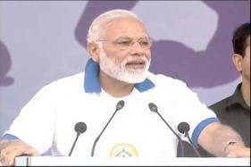 Yoga a path to attain wellness, says PM Modi