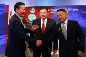 Mongolia Economy, Graft in Spotlight as Voters Elect President