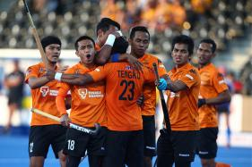 India Lose 2-3 Against Malaysia, Crash Out of HWL