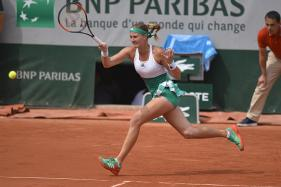French Open: 'Kiki' Mladenovic Downs Defending Champion Muguruza