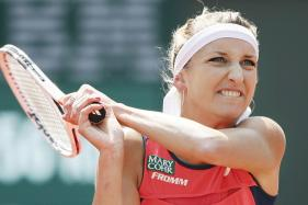 French Open: Ostapenko Downs Bacsinszky; To Meet Halep in Final