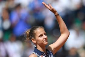 French Open: Karolina Pliskova Beats Caroline Garcia To Enter Semis
