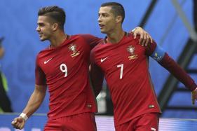 Confederations Cup: Portugal Smash Four Past New Zealand to Reach Semi-finals