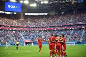 Hosts Russia Get off to Winning Start in Confederations Cup