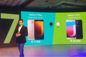 Samsung Galaxy J7 Pro, Galaxy J7 Max Launched With 120GB Reliance Jio Offer
