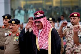Saudi King Upends Royal Succession, Names Son as First Heir