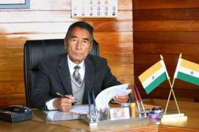 Former Nagaland CM Shurhozelie Liezietsu wins Assembly bypoll