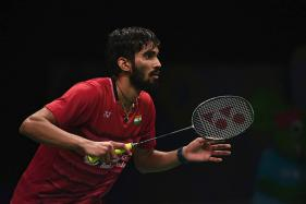 Kidambi Srikanth vs Kazumasa Sakai, Badminton Scores, Indonesia Open Super Series Final Live