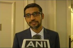 We Are All Looking Forward To The July 1st GST Roll Out, Says Google CEO Sundar Pichai