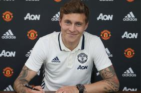 Manchester United Sign Swedish International Centre-back Victor Lindelof