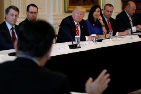 Trump Meets Wireless, Drone Executives on Next-Gen Technologies