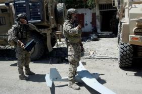 US Shoots Down Drone Close to Iraqi-Syrian Border