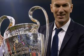 Couldn't Dream of Anything Better: Zidane on Defending CL Title