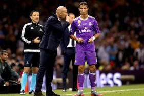Zidane's Half-Time Pep Talk was Important: Cristiano Ronaldo