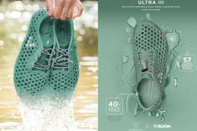Your Next Shoe Could be Made From Algae