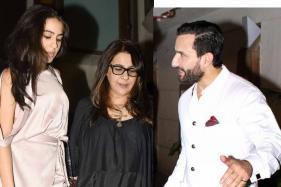 I'm Supportive of Sara's Acting Ambitions, Says Saif Ali Khan