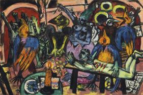 Anti-Nazi Protest Painting Sells at Auction for a Record 45 Million Dollars