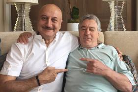 When Anupam Kher Had a Fan-Boy Moment With Robert De Niro Over Lunch
