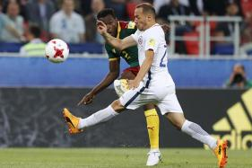 Confederations Cup: Video Referee in Focus as Chile Beat Cameroon 2-0