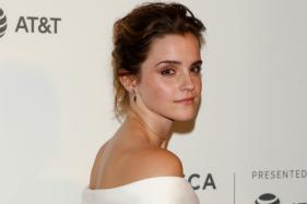 Emma Watson Risked Wardrobe Malfunction In Low White Gown During Her Film The Circle's Premiere