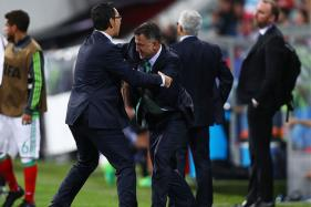 Confederations Cup: Mexico Coach Apologizes for Bust-up With New Zealand Bench