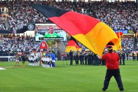 Germany Smash Seven Past San Marino; Kane Helps England Draw