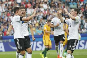 Confederations Cup: Youthful Germany Squeeze Past Australia