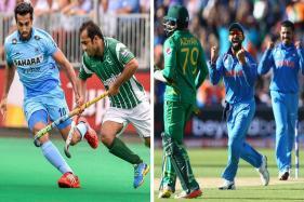 Super Sunday: India vs Pakistan Clash in Cricket and Hockey