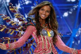 Model Jasmine Tookes Loves Working Out In Long Tights