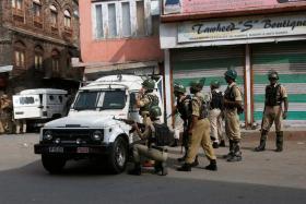Militants Using 'Human Shields' to Disrupt Operations: J&K IG Munir Khan