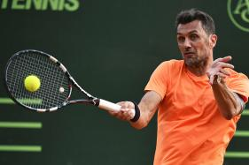 Paolo Maldini Beaten In Pro Tennis Debut Game
