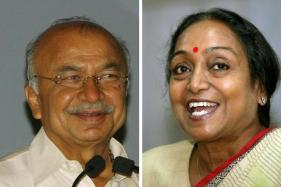 For Prez Poll, Cong May Match BJP's Dalit Card With Shinde or Meira Kumar
