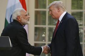 In Phone Call, Modi and Trump Agree on 2-by-2 Ministerial Dialogue