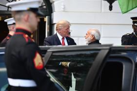 When Modi Met Trump: Tea, Kashmiri Shawls And Lincoln Exchanged Hands