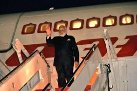 PM Modi Leaves For Netherlands After Concluding US Trip