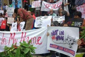 In Pics: 'Not In My Name' Protests Against Mob Lynching