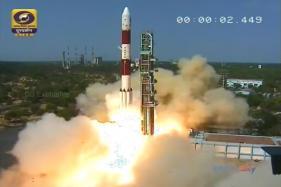 ISRO's PSLV-C38 Places Cartosat-2, 30 Nano Satellites in Orbit