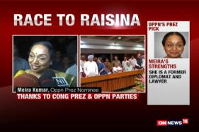 Choosing Meira Kumar, Sonia Sends Clear Message to Nitish