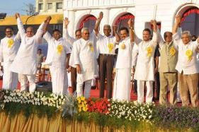 Opposition Unity at Karunanidhi's Birthday Party, Stalin Takes Main Stage