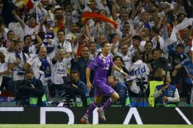 Real Madrid Fans Demand Fifth Ballon d' Or for Hero Ronaldo