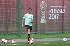 Confederations Cup: Cristiano Ronaldo Focused Despite Tax Woes