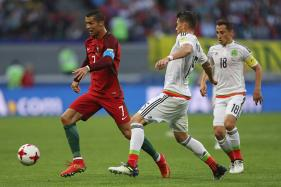 Confederations Cup: Ronaldo's Portugal Held 2-2 by Mexico