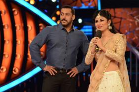 Mouni Roy Almost Kissed Salman Khan While Rehearsing For a Performance?