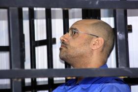 International Criminal Court Calls For 'Immediate Arrest' of Gaddafi's Son