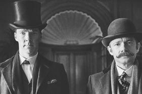 Sherlock Holmes Team Reunites for New Dracula Series
