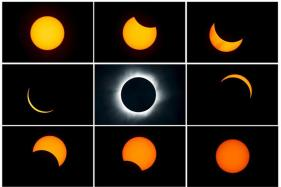 Total Solar Eclipse Excites Americans Coast-to-Coast